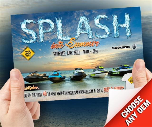 Splash into Summer Powersports at PSM Marketing - Peachtree City, GA 30269