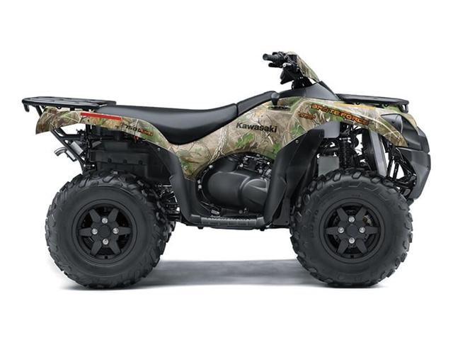 2020 Kawasaki Brute Force® 750 4x4i EPS Camo at Dale's Fun Center, Victoria, TX 77904