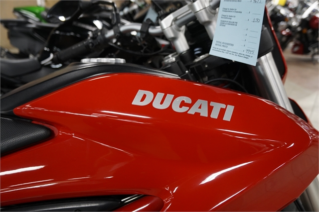 2015 Ducati Hypermotard SP at Clawson Motorsports