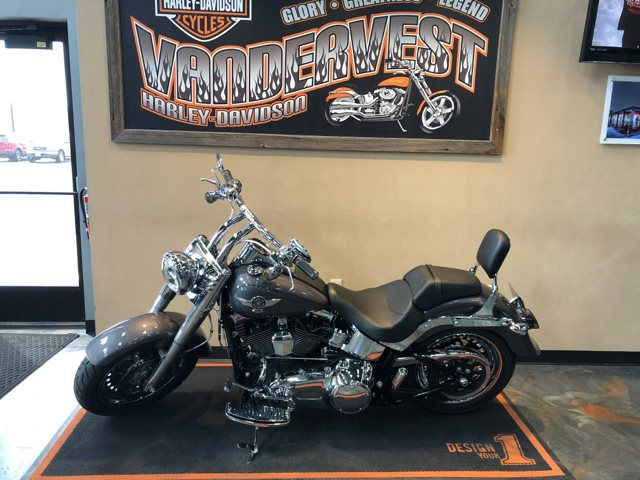 2016 Harley-Davidson Softail Fat Boy at Vandervest Harley-Davidson, Green Bay, WI 54303