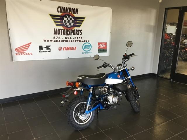 2021 Honda Monkey Base at Champion Motorsports