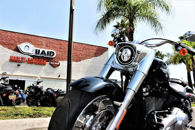 2018 Harley-Davidson Softail Fat Boy 114 at Quaid Harley-Davidson, Loma Linda, CA 92354