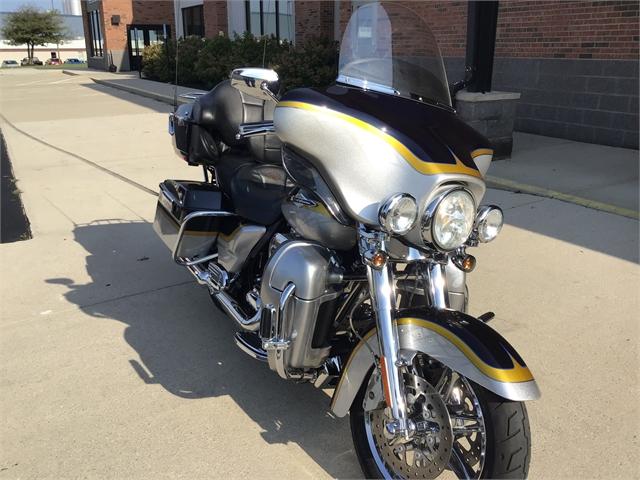 2012 Harley-Davidson Electra Glide CVO Ultra Classic at Lima Harley-Davidson