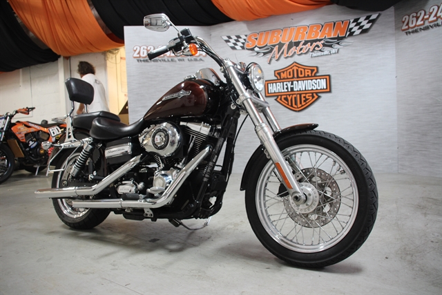 2011 Harley-Davidson Dyna Glide Super Glide Custom at Suburban Motors Harley-Davidson