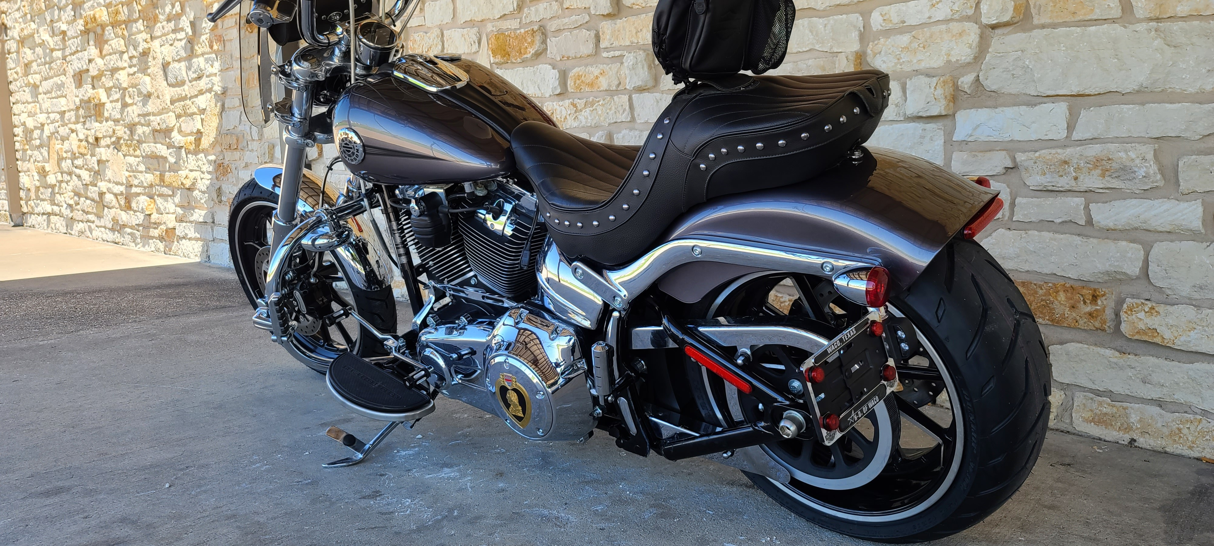 2015 Harley-Davidson Softail Breakout at Harley-Davidson of Waco