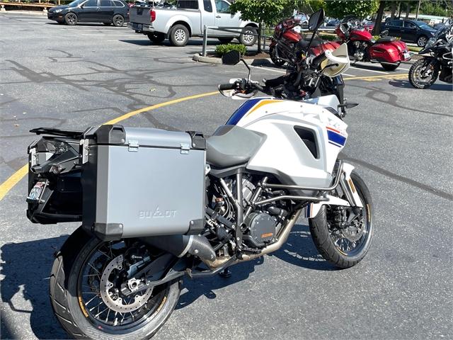 2016 KTM Super Adventure 1290 at Lynnwood Motoplex, Lynnwood, WA 98037