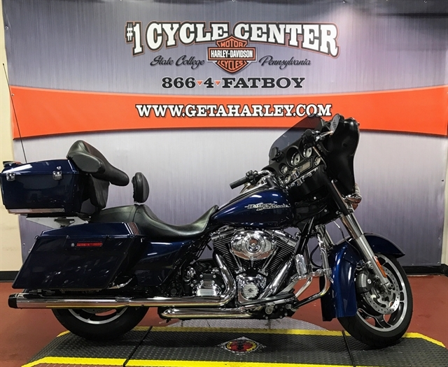 2012 Harley-Davidson Street Glide Base at #1 Cycle Center Harley-Davidson