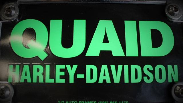 2009 Harley-Davidson Dyna CVO™ Fat Bob™ at Quaid Harley-Davidson, Loma Linda, CA 92354