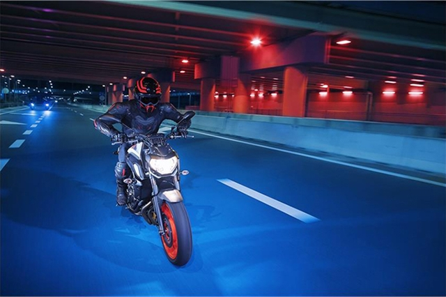 2019 Yamaha MT 07 at Youngblood Powersports RV Sales and Service