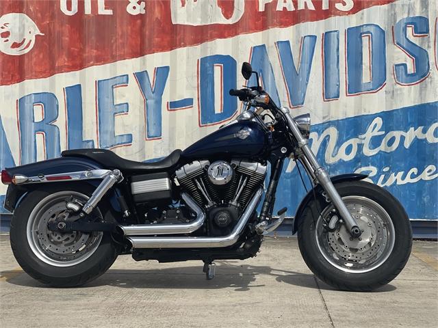 2012 Harley-Davidson Dyna Glide Fat Bob at Gruene Harley-Davidson