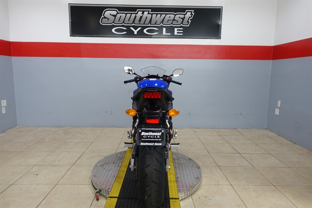 2015 Honda CBR 650F at Southwest Cycle, Cape Coral, FL 33909