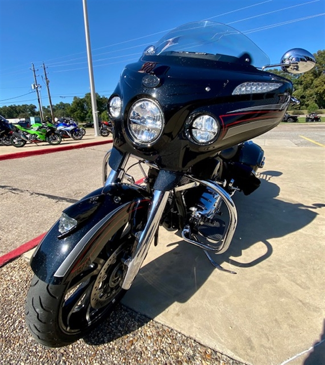 2018 Indian Chieftain Limited at Shreveport Cycles