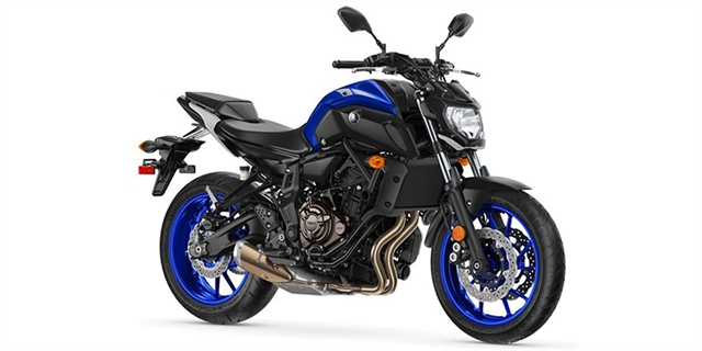 2020 Yamaha MT 07 at Extreme Powersports Inc