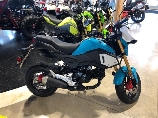 2020 Honda Grom™ Base at Genthe Honda Powersports, Southgate, MI 48195