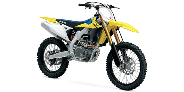 2021 Suzuki RM-Z 450 at ATVs and More