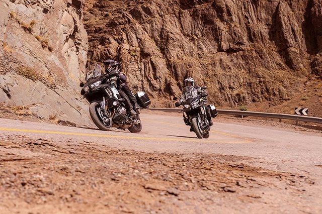 2019 Kawasaki Versys 1000 SE LT+ at ATVs and More