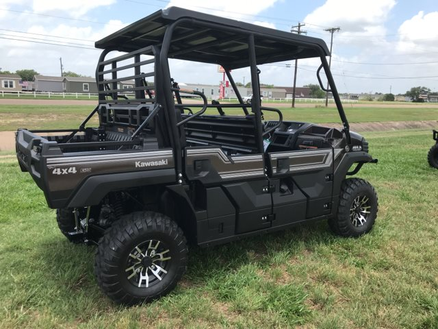 2019 Kawasaki Mule™ PRO-FXT™ Ranch Edition at Dale's Fun Center, Victoria, TX 77904
