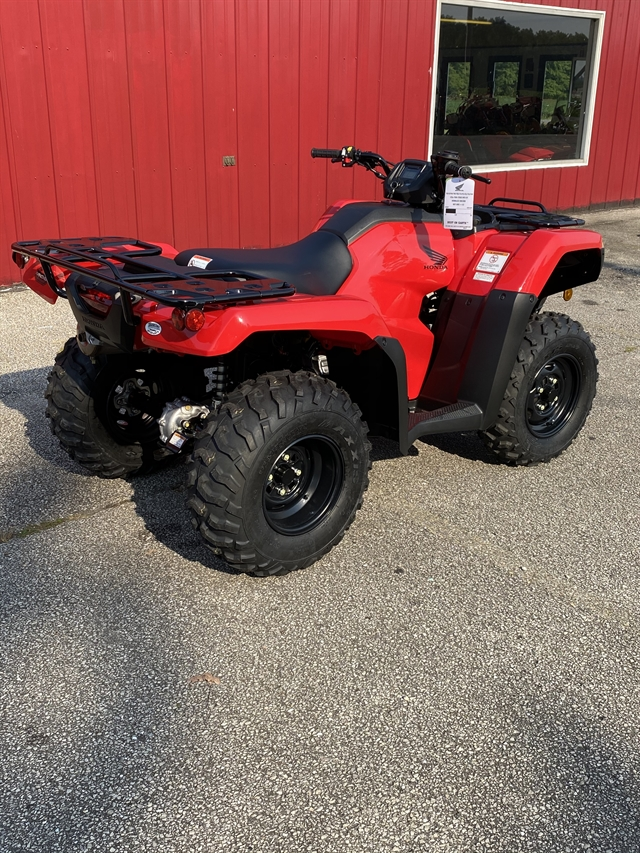 2021 Honda FourTrax Rancher 4X4 at Thornton's Motorcycle - Versailles, IN