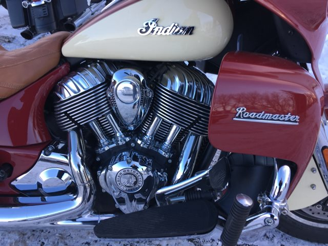 2016 Indian Roadmaster GPS at Randy's Cycle, Marengo, IL 60152