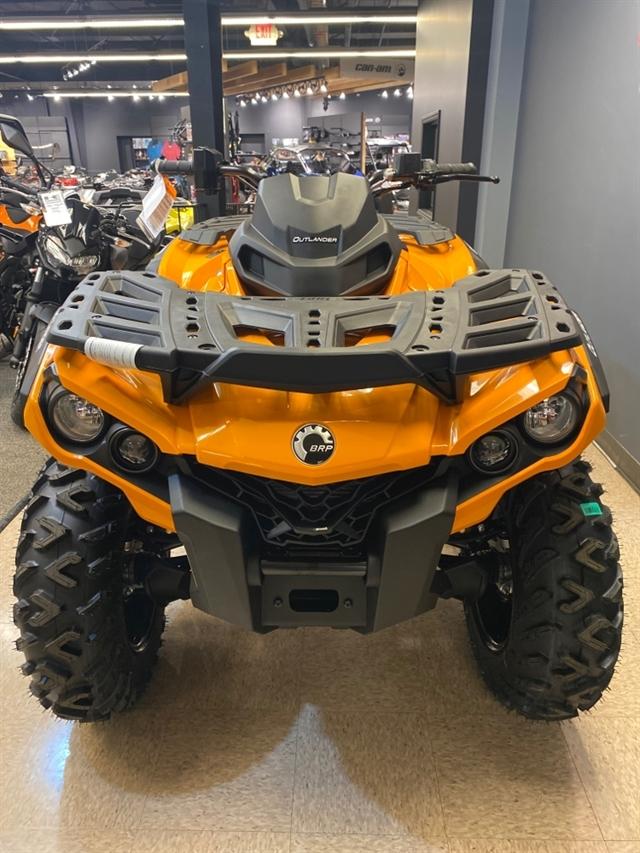 2020 Can-Am Outlander DPS 850 at Sloans Motorcycle ATV, Murfreesboro, TN, 37129