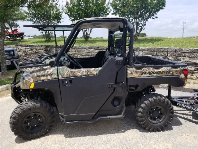 2018 Polaris Ranger XP 1000 EPS at Kent Powersports of Austin, Kyle, TX 78640
