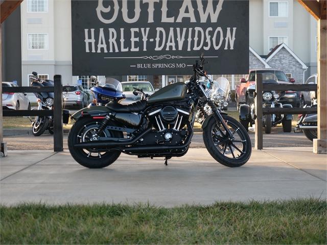 2021 Harley-Davidson Street XL 883N Iron 883 at Outlaw Harley-Davidson