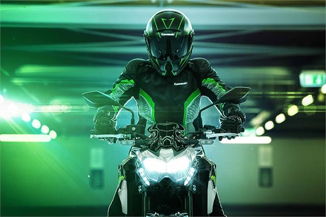 2021 Kawasaki Z900 ABS at Brenny's Motorcycle Clinic, Bettendorf, IA 52722