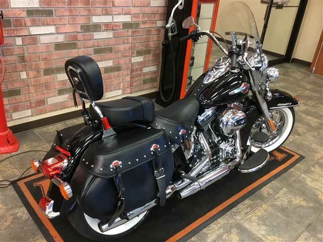 2017 Harley-Davidson Softail Heritage Softail Classic at Bud's Harley-Davidson, Evansville, IN 47715