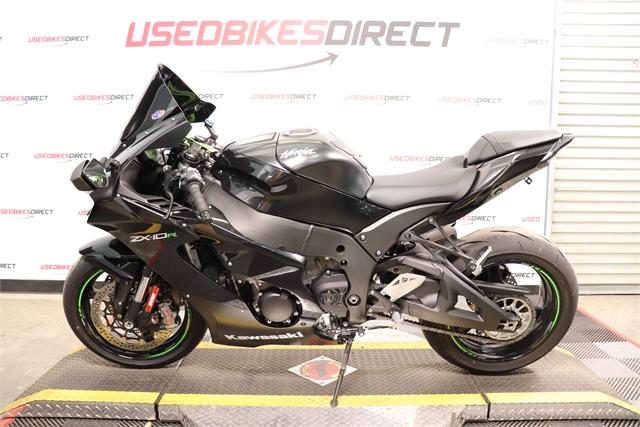 2021 Kawasaki Ninja ZX-10R Base at Used Bikes Direct