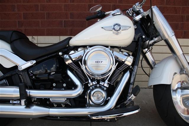 2018 Harley-Davidson Softail Fat Boy at Harley-Davidson of Fort Wayne, Fort Wayne, IN 46804