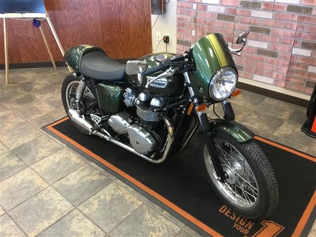 2013 Triumph Thruxton 900 at Bud's Harley-Davidson, Evansville, IN 47715