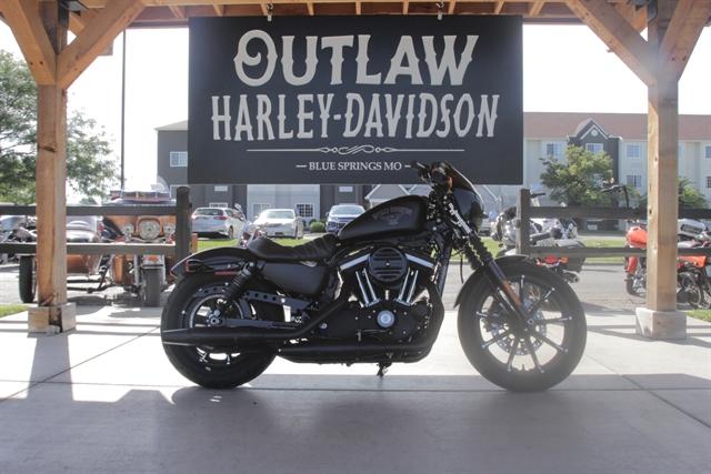 2018 Harley-Davidson Sportster Iron 883 at Outlaw Harley-Davidson