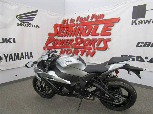 2018 Kawasaki Ninja ZX-10R KRT Edition at Seminole PowerSports North, Eustis, FL 32726