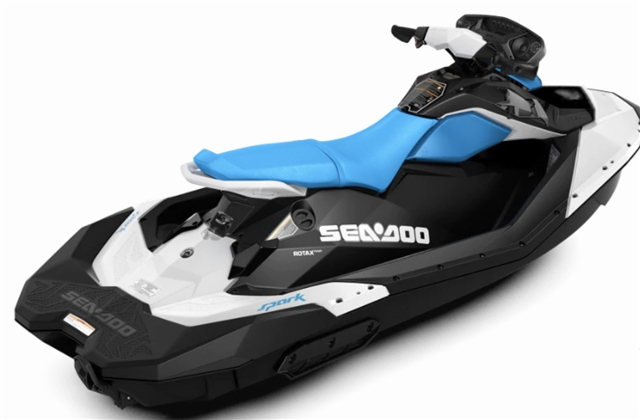 2019 Sea-Doo Spark 3-Up Rotax 900 H.O. ACE iBR and Convenience Package Plus at Lynnwood Motoplex, Lynnwood, WA 98037