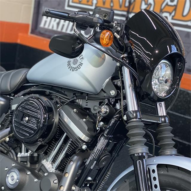2020 Harley-Davidson Sportster Iron 883 at Hampton Roads Harley-Davidson