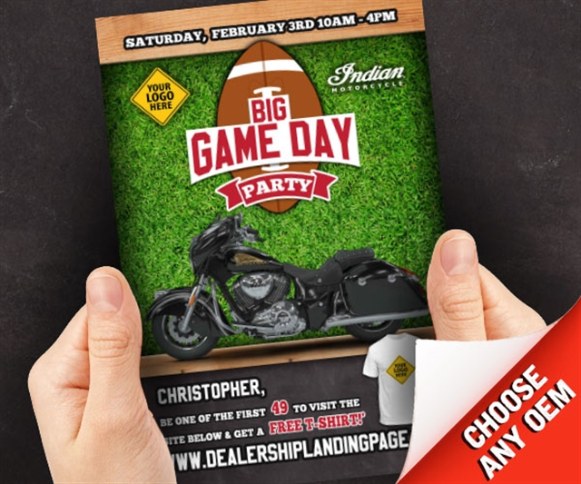 2018 FALL Big Game Day Powersports at PSM Marketing - Peachtree City, GA 30269
