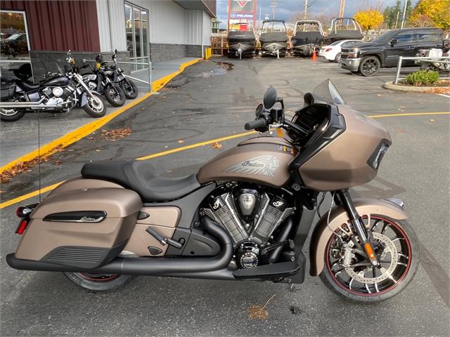 2021 Indian Challenger Challenger Dark Horse at Lynnwood Motoplex, Lynnwood, WA 98037