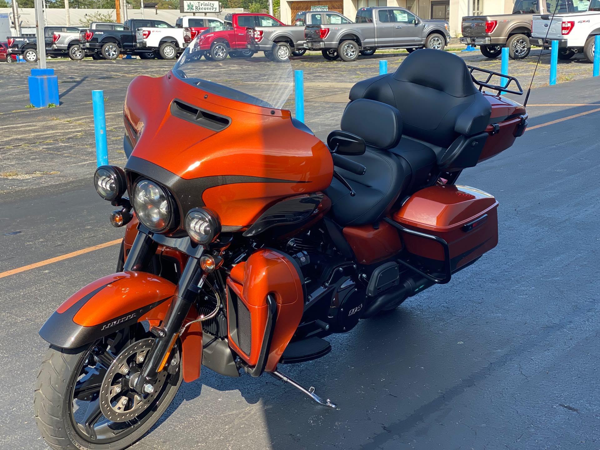 2020 Harley-Davidson Touring Ultra Limited at Thunder Harley-Davidson