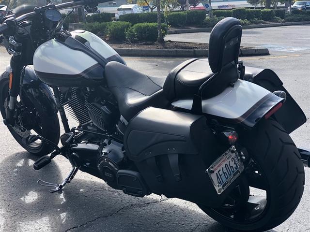 2017 Harley-Davidson Softail CVO Pro Street Breakout at Lynnwood Motoplex, Lynnwood, WA 98037