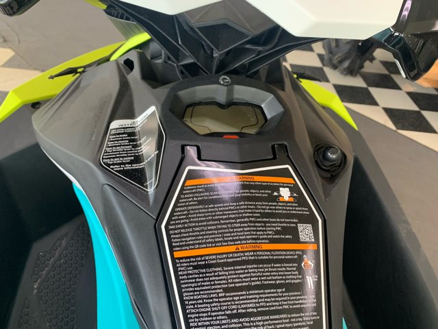2019 Sea-Doo Spark 3-Up Rotax® 900 H.O. ACE™ at Jacksonville Powersports, Jacksonville, FL 32225