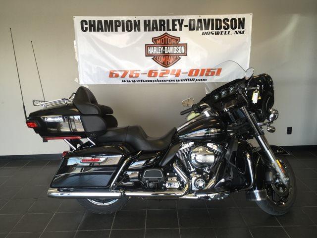 2014 Harley-Davidson Electra Glide Ultra Limited at Champion Harley-Davidson