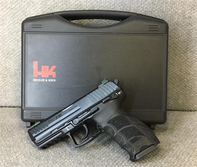 2019 Heckler & Koch Handgun at Harsh Outdoors, Eaton, CO 80615