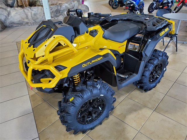 2021 Can-Am Outlander X mr 850 at Sun Sports Cycle & Watercraft, Inc.