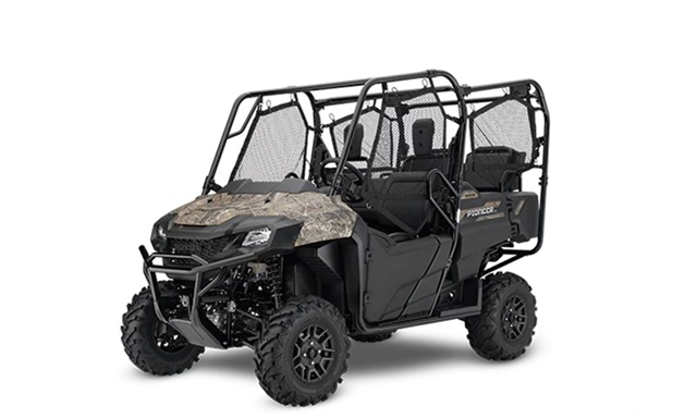 2021 Honda Pioneer 700-4 Deluxe at G&C Honda of Shreveport