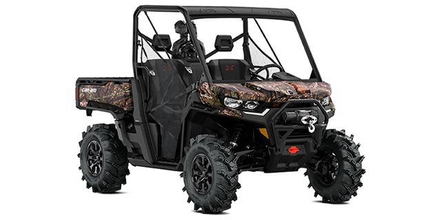 2021 Can-Am Defender X mr HD10 at Riderz