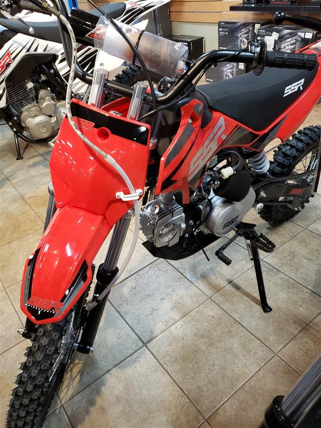 2019 SSR Motorsports SR125 Base at Reno Cycles and Gear, Reno, NV 89502