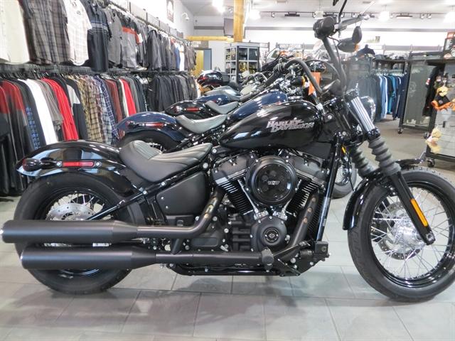 2019 Harley-Davidson Softail Street Bob at Copper Canyon Harley-Davidson