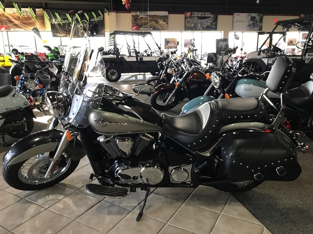2020 Kawasaki Vulcan 900 Classic LT at Dale's Fun Center, Victoria, TX 77904