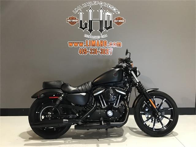 2020 Harley-Davidson Sportster Iron 883 at Lima Harley-Davidson