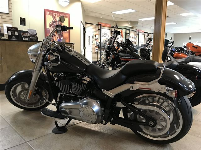 2018 Harley-Davidson Softail Fat Boy 114 at Lentner Cycle Co.